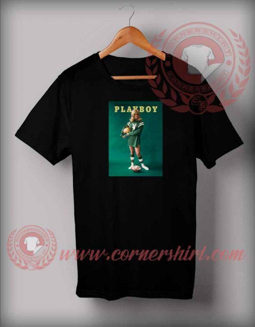 Playboy Cover 1967 Custom Design T shirts