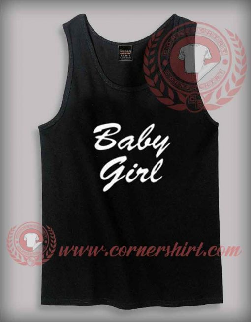 Baby Girl Tank Top