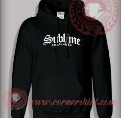 Sublime Long Beach Custom design Hoodie