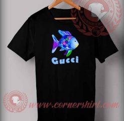 Rainbow Fish Gucci T shirt