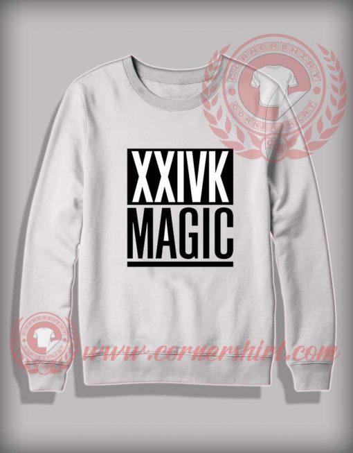 24k Magic Bruno Mars Sweatshirt