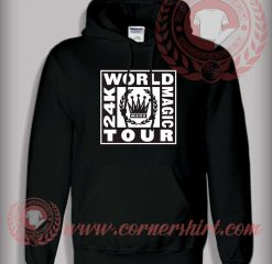 Bruno Mars World Tour Hoodie