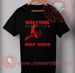 Welcome To Opposition T shirt