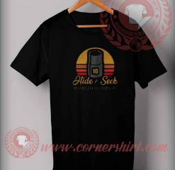 10 Hide And Seek World Champion T shirt
