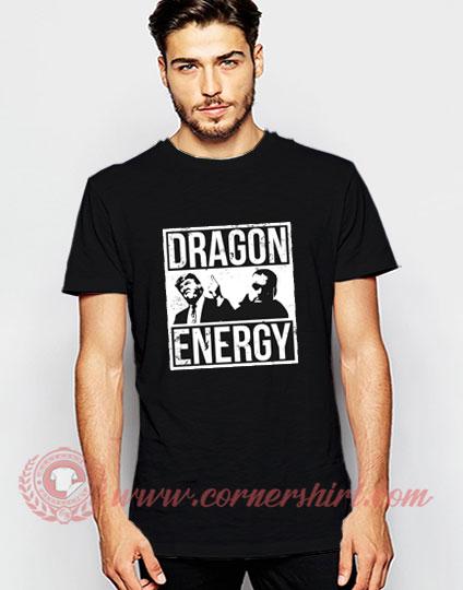 Trump Dragon Energy T shirt