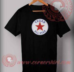 Vegan All Star T shirt