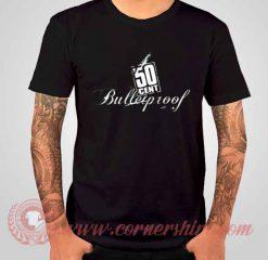 50 Cent Bulletproof Albums T shirt