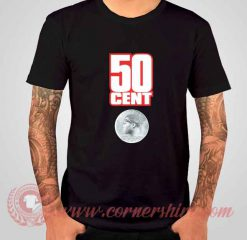 50 Cent Power Of The Dollar Albums T shirt