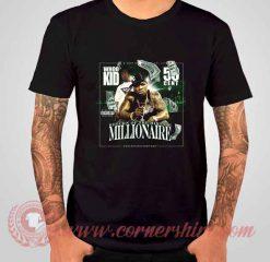 50 Cent Return Of The Mixtape Millionaire Albums T shirt