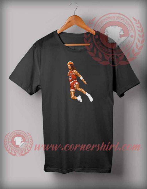 Air Jesus Parody T shirt