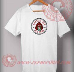 Battle Cat All Star T shirt