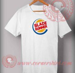 Blade Runner Logo Parody T shirt