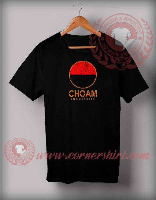 Choam Industries T shirt