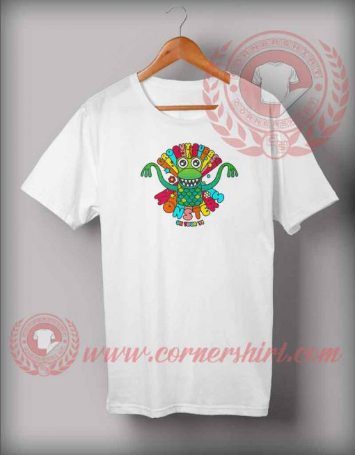 Groovy Rubber Monsters T Shirt