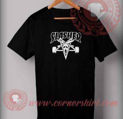 Thrasher Slasher Parody T shirt