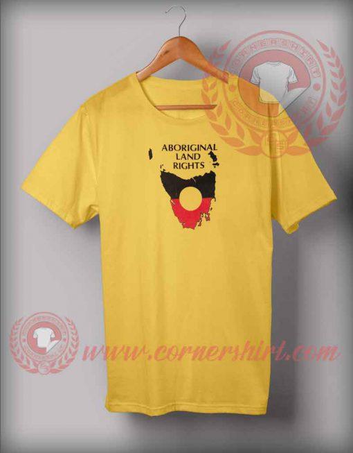 Aboriginal Land T shirt