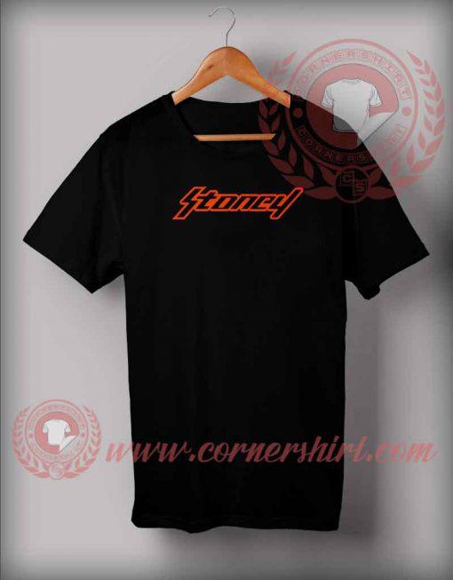 Post Malone Stoney T shirt