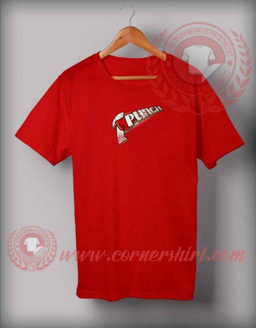 7 Punch Parody T shirt