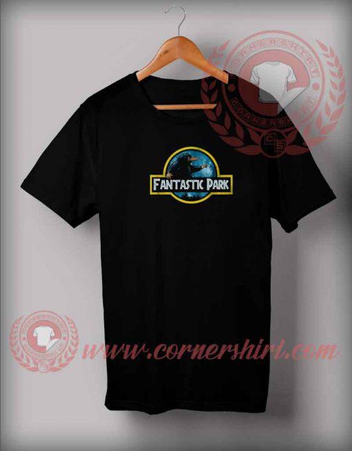 Fantastic Park Parody T shirt