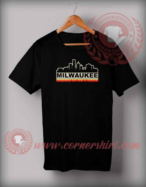 Milwaukee Retro Skylane T shirt