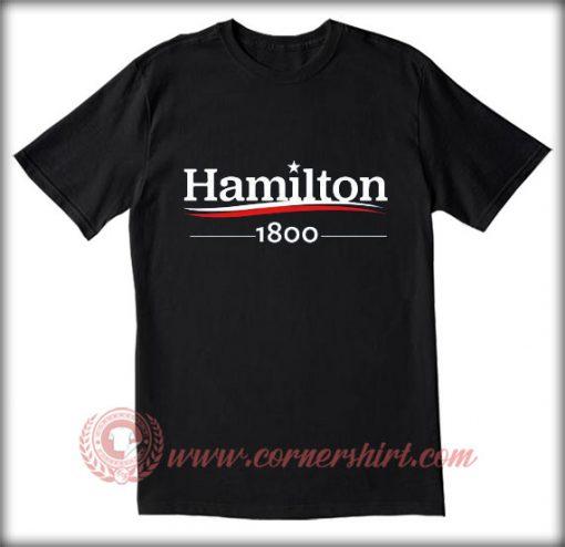 Hamilton T shirt