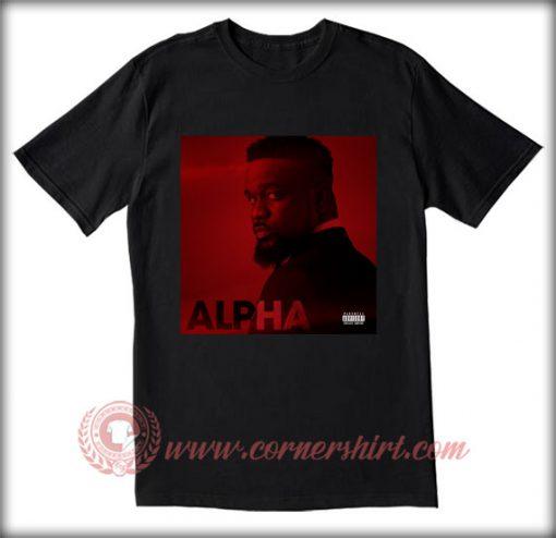 Sarkodie Alpha Albums T Shirt